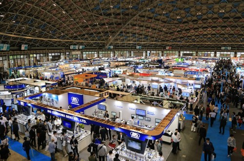 MECT2019①:The largest machine tool show of 2019 in Japan