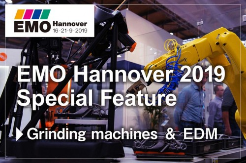 EMO Hannover 2019 Special Feature Grinding machines and EDM