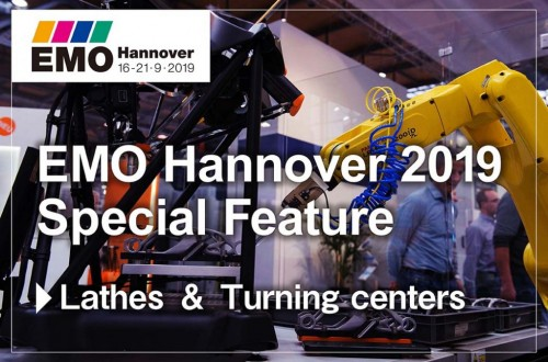 EMO Hannover 2019 Special Feature Lathes & Turning centers