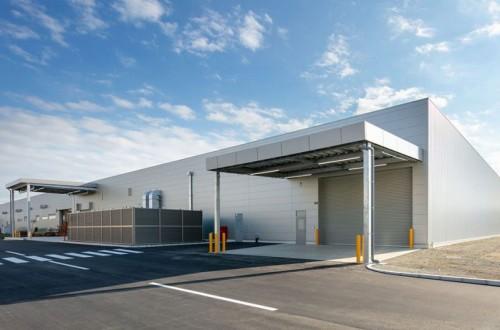 SINFONIA TECHNOLOGY expands clean transport equipment factory