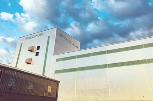 JFE Steel starts operation of plant in Mexico to manufacture automotive steel sheets for export to the US