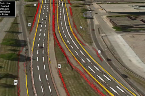 Toyota subsidiary succeeds in demonstration test of making high definition map for automated driving