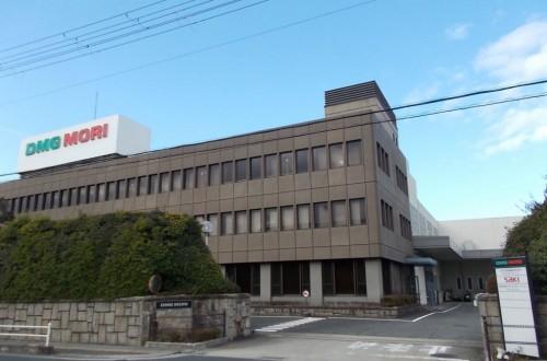 X-ray inspection equipment plant starts operation at DMG MORI's Nara campus