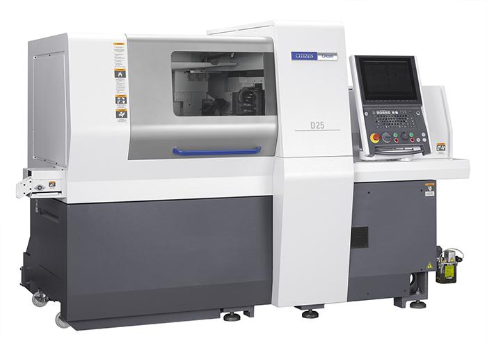 """Sliding Headstock Type CNC Automatic Lathes""""Cincom D25"""""""