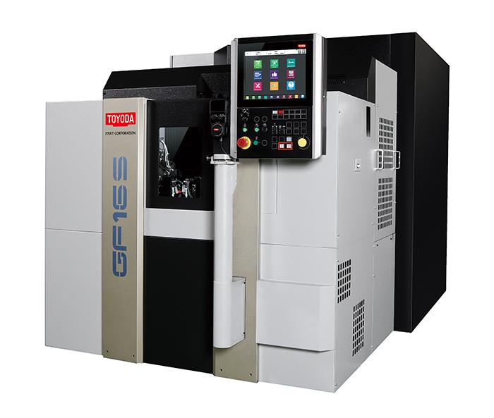 "CBN Crank Shaft Grinding Machine""GF16S"""