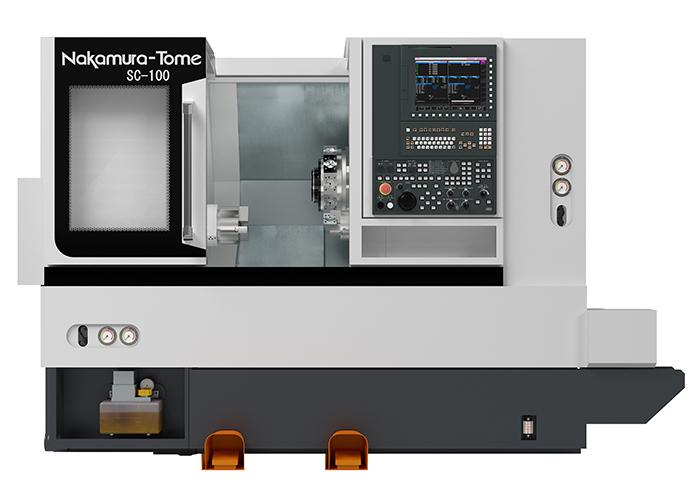 """Turret-Type Super Multitasking Machine """"SC-100"""""""