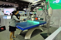FA manufacturers participated in CEATEC