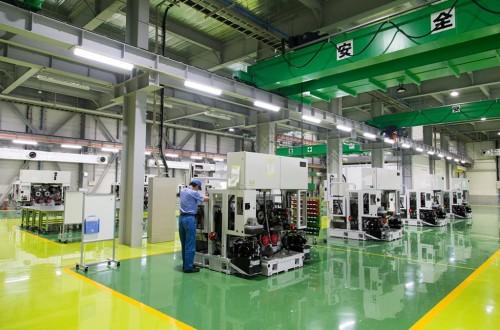 New plant of Takisawa Machine Tool started operation