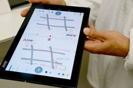 Mitsubishi Electric showcased the latest technologies in Nagoya