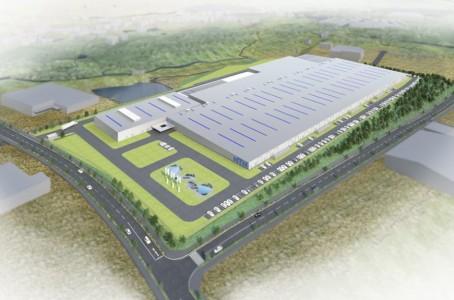 NTN establishes a new bearing plant in Wakayama