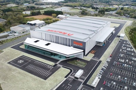 Mazak Opened a New Plant in Mie pref.
