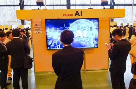 FANUC Shows New Functions of Machine-Learning and Deep-Learning(2/4)