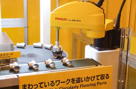 FANUC Shows New Functions of Machine-Learning and Deep-Learning(3/4)