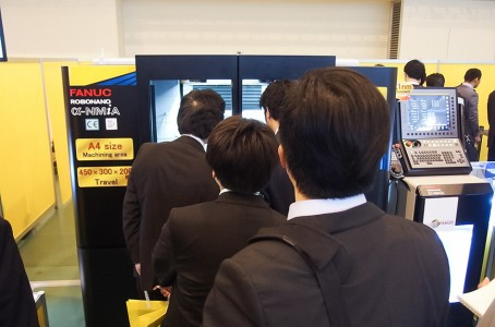 FANUC Shows New Functions of Machine-Learning and Deep-Learning(4/4)