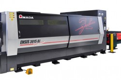 A new generation of laser machines that expanded the processing area appeared