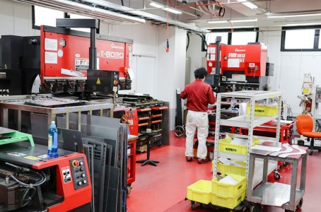Japanese Job shop report-Hamano Products(2/2)