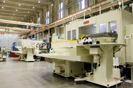 Yasda Precision Tools held an openhouse with spots on the aircraft industry