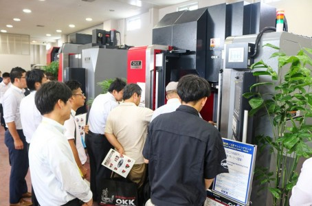 OKK Proposes Production Efficiency at Private Shows