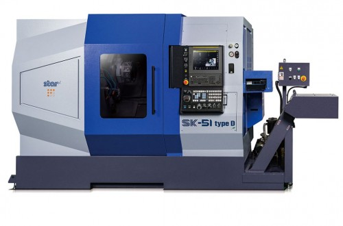 Compatible with a workpiece with a maximum diameter of 51mm