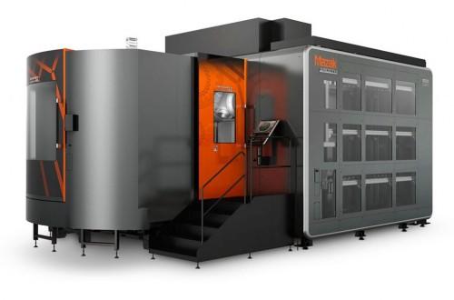 Mazak Launched Hybrid Multi-tasking Machine with Gear Machining Function