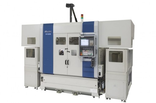 NC lathe that contributes to improving the productivity of automotive components