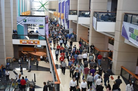 Don't miss this who couldn't visit IMTS 2018!(2/5)