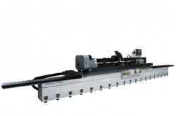 Cylindrical grinder grinds up to 4000mm workpiece length