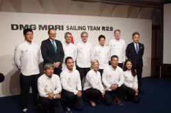 DMG MORI SAILING TEAM takes challenge of the world's toughest yacht race in 2020.