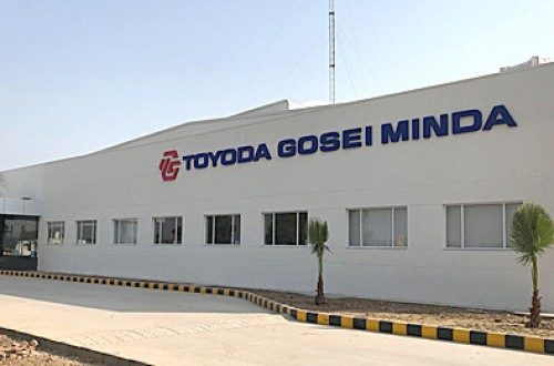 Toyoda Gosei strengthened automobile parts production in India