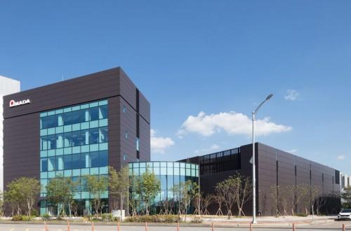 Amada's market strategies (2): Established affiliated corporation in UAE