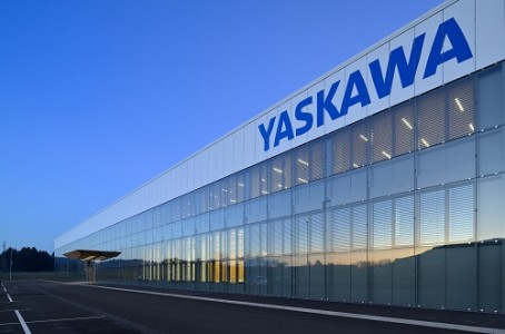 Yaskawa Electric establishes new industrial robot plant in Europe Slovenia