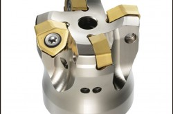 20 items are added to the radius cutter for high feed machining