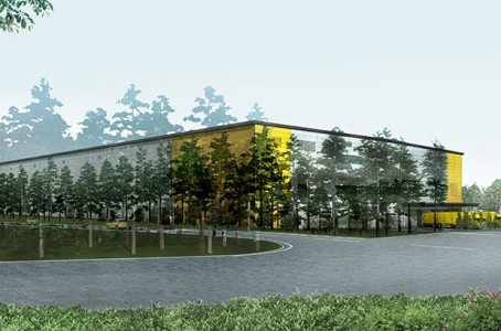 FANUC increases servomotor productivity by 20% by construction of the new plant