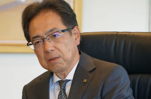 There are still markets that an be targeted: Interview with Tsutomu Isobe, President of AMADA HOLDINGS (2/2)