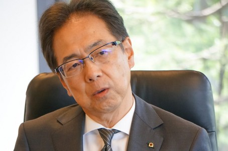 There are still markets that can be targeted: Interview with Tsutomu Isobe, President of AMADA HOLDINGS(1/2)