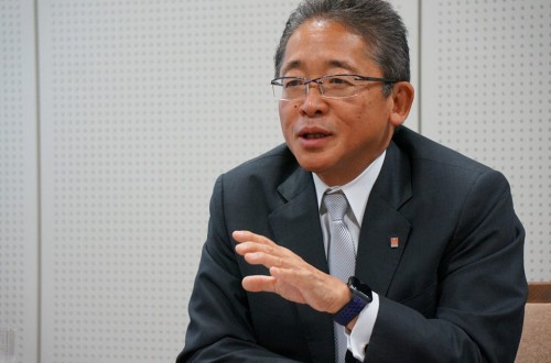 Hoping to visit machining sites around the world: Interview with Takashi Yamazaki, President of Yamazaki Mazak (2/2)