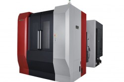 OKK shows off horizontal MC with superior rigidity and high speed