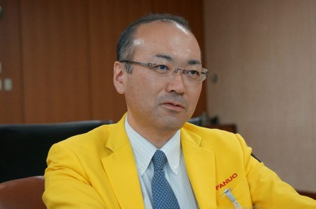 Take pride in products! Interview with Kenji Yamaguchi, President and CEO of FANUC (1/2)