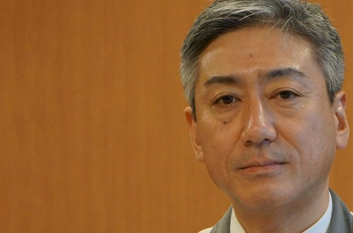 Let's amaze the world: Interview with Yoshiaki Sugino, President of Sugino Machine  (2/2)