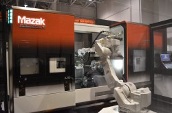 Yamazaki Mazak unveiled new multi-tasking machine at EMO Hannover 2019