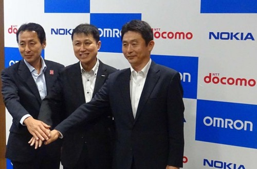 OMRON starts 5G demonstration experiment in 2019