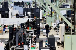 Japan's machine tool orders in August : 67.9 billion yen