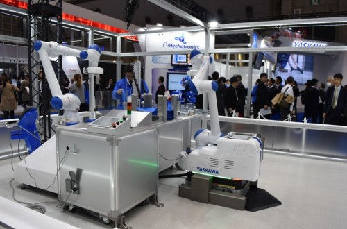 87 percent of respondents feel the benefits of introducing industrial robot in Japan: the reader survey of robot digest (2/2)