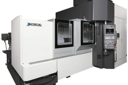 Vertical MC for large parts with wide table size