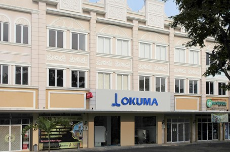 Okuma establishes showroom for machine tools in Indonesia