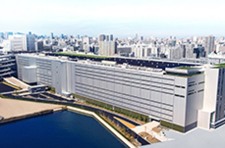 SG HOLDINGS completed the next-generation large-scale logistics center in Tokyo