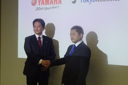 Yamaha Motor enters the collaborative robot field