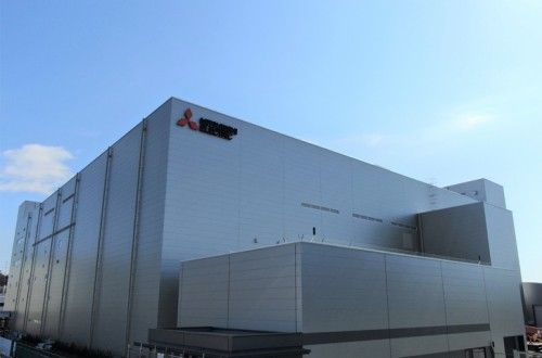 Mitsubishi Electric builds a new plant for satellite which enables integrated production from assembly to testing of satellites