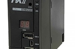 The industrial controller that seamlessly operates control and information processing in real time