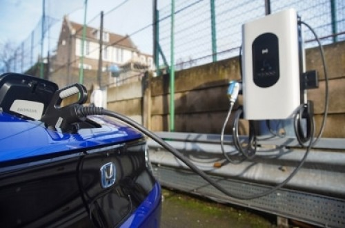 Honda offers new charging service for EVs with reasonable price in Europe